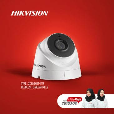 Kamera Indoor Hikvision 5 MP