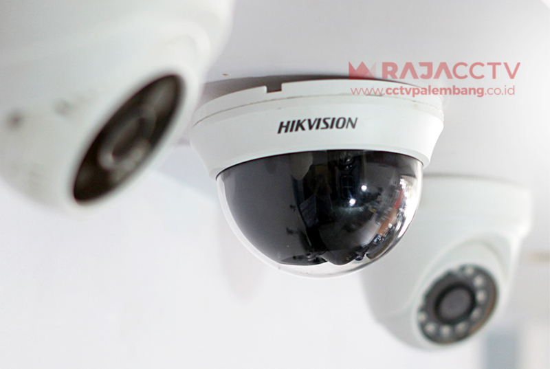 Kamera CCTV Indoor – Dome Kamera