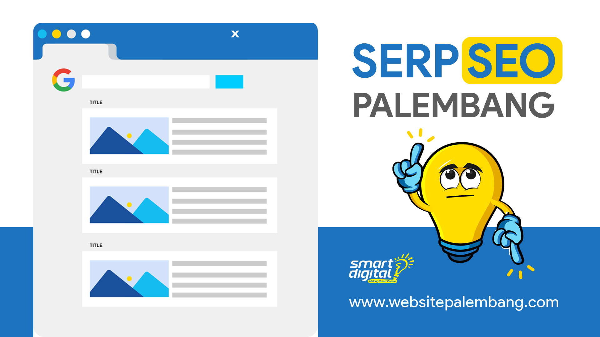SERP - Seach Engine Rangking Page
